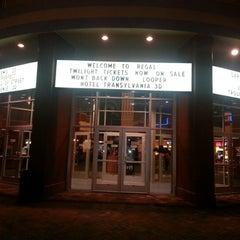 Photo taken at Regal Cinemas Germantown 14 by Carol Elizabeth M. on 10/7/2012