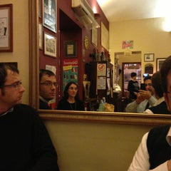 Photo taken at Osteria del F.I.A.T. by Paolo Giulio G. on 11/15/2013