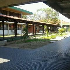Photo taken at IFAM - Instituto Federal de Educação, Ciências e Tecnologia do Amazonas - Campus Distrito Industrial by Lucas B. on 10/3/2012