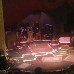 Photo taken at Pittsburgh Musical Theater by Ciro R. on 12/16/2012