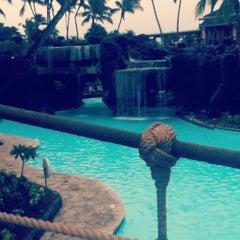 Photo taken at Hilton Waikoloa Village by prchanel on 12/5/2012