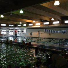 Photo taken at DuPage Swimming Center by Steve Z. on 2/23/2013