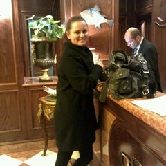 Photo taken at Romana Residence by Kseniya S. on 2/10/2013