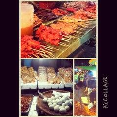Photo taken at Lipa City Night Market by Monica P. on 12/6/2013