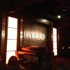 Photo taken at The Hollywood Improv by Kelly Rock G. on 2/6/2013