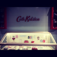 Photo taken at Cath Kidston by Sucheera S. on 12/9/2012