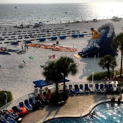 Photo taken at TradeWinds Island Resorts by Strizzo J. on 5/25/2014