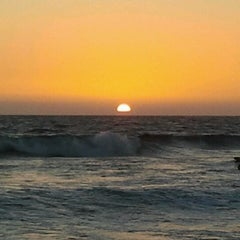 Photo taken at Zuma Beach by Mike B. on 9/25/2012