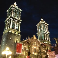 Photo taken at Catedral de Nuestra Señora de la Inmaculada Concepción by Gabs L. on 3/29/2013