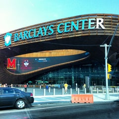 Photo taken at Barclays Center by Mark N. on 7/20/2013
