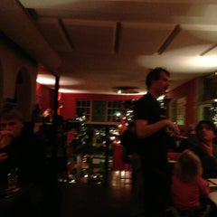 Photo taken at De Italiaan by Eveline R. on 12/22/2012
