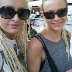 Photo taken at TSA Security Line by DJ Whitegirl on 6/12/2014