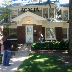 Photo taken at Acacia House by Alex S. on 9/17/2012