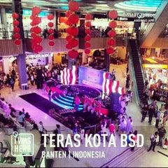 Photo taken at Teraskota by Lanang G. on 2/16/2013