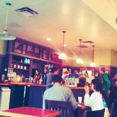 Photo taken at Jo's Coffeehouse, Meadows Cafe by Caylin B. on 10/16/2012