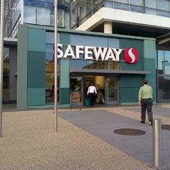 Photo taken at Safeway by Crystal U. on 10/24/2012
