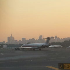 Photo taken at LaGuardia Airport (LGA) by Michelle on 5/30/2013