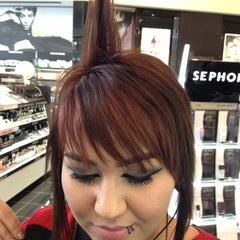 Photo taken at Sephora by Kelly on 3/4/2013