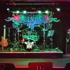 Photo taken at Gino's Karaoke Bar by Tom B. on 12/29/2013