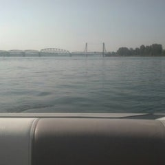 Photo taken at Columbia River by Cindy F. on 9/17/2012