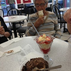 Photo taken at Oberweis Dairy by Chris D. on 6/2/2013