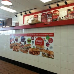 Photo taken at Firehouse Subs by Jon C. on 9/24/2012
