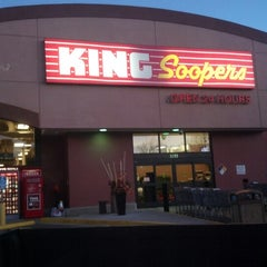 Photo taken at King Soopers by Casey D. on 11/23/2012