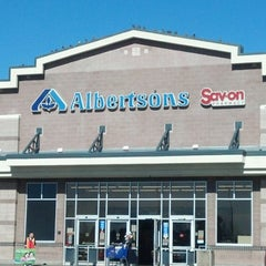 Photo taken at Albertsons by Casey D. on 1/17/2013