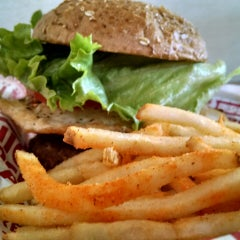 Photo taken at Smashburger by Casey D. on 4/8/2015