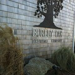 Photo taken at Burley Oak Brewing Company by Jennifer C. on 2/6/2013