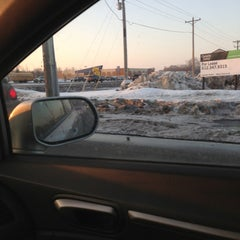 Photo taken at 109th/65 light by Ashley K. on 2/25/2013