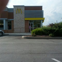 Photo taken at McDonald's by Bryan R. on 9/1/2013