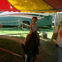 Photo taken at Dundalk Heritage Fair by Bryan R. on 6/30/2013