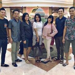 Photo taken at The Sunan Hotel Solo by Andik P. on 7/19/2015