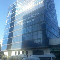 Photo taken at Türk Telekom Genel Müdürlüğü by ISIK on 6/21/2013