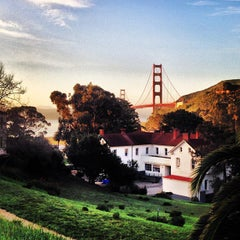 Photo taken at Cavallo Point Lodge by Paul S. on 2/27/2013