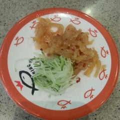 Photo taken at Sushi King by Alle A. on 4/18/2015