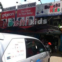 Photo taken at Buchi Kids by Beni K. on 2/5/2013