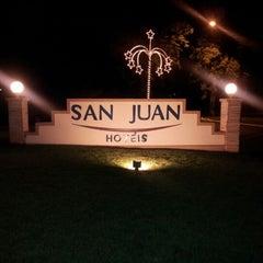 Photo taken at San Juan Eco Hotel by Jose C. on 12/2/2012