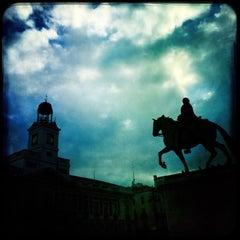 Photo taken at Hotel Opera Madrid by Lim C. on 10/10/2015