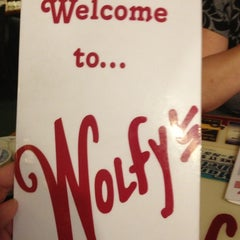 Photo taken at Wolfy's by Ryan A. on 11/2/2012