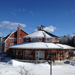 Photo taken at Sugarbush Resort - Lincoln Peak by Almudena M. on 2/4/2013
