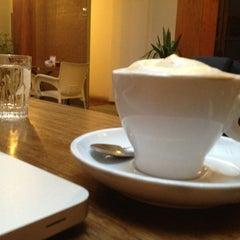 Photo taken at Café Punto C by Janine C. on 7/31/2013