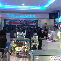 Photo taken at Casio Service & Sales Center by Lufky L. on 4/12/2014