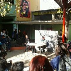 Photo taken at Universidad Tecnológica Metropolitana by Gonzalo Z. on 4/22/2013