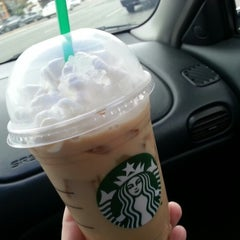 Photo taken at Starbucks by Corina C. on 11/20/2012