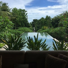 Photo taken at Pattaya Sea Sand Sun Resort And Spa by POUND W. on 6/17/2015