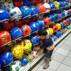 Photo taken at Servay Hypermarket by Kabashitor U. on 7/24/2014