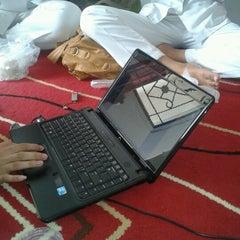 Photo taken at Universitas Jambi (Mendalo) by Hainur Y. on 10/15/2012