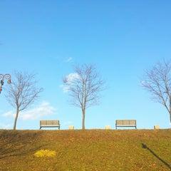 Photo taken at 율동공원 (Yuldong Park) by Soukjin B. on 11/17/2012
